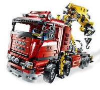 LEGO                   Technic Truck mit Power-Schwenkkran